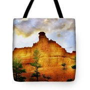 Bryce National Park Sunset Tote Bag