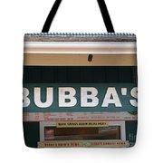 Bubba Burgers Tote Bag