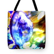 Bubble Abstract 001 Tote Bag
