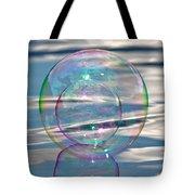 Bubble In A Bubble Tote Bag