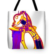 Bubble Machine Tote Bag
