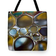 Bubbles II Tote Bag
