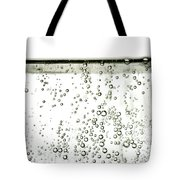 Bubbles Tote Bag by Photo Researchers, Inc.
