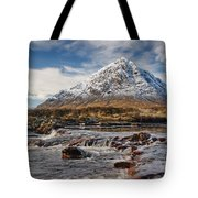 Buchaille Etive Mhor - Glencoe Tote Bag