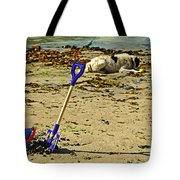 Bucket And Spade Tote Bag