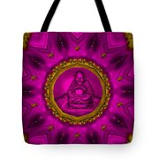 Buddha Also Love The Nature Tote Bag