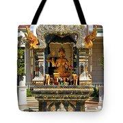 Buddha Shrine Tote Bag