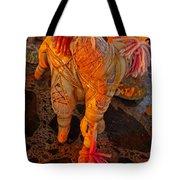 Buddha The Precious Elephant Tote Bag