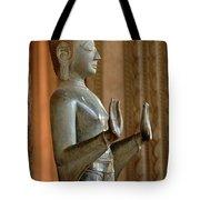 Buddha Vientienne Laos Tote Bag