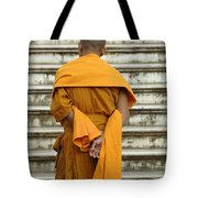 Buddhist Monk 2 Tote Bag