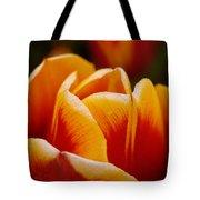 Budding Flower Tote Bag
