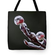 Buds And Ice Tote Bag
