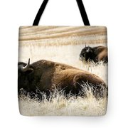 Buff And Friend 2 Tote Bag