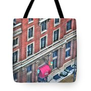 Buffalo Athletic Club Downtown Winter Tote Bag