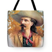 Buffalo Bill Cody, C1888 Tote Bag