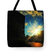 Buffalo Ny Awakening  Tote Bag