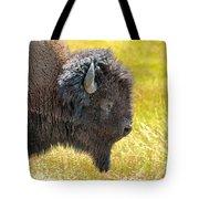 Buffalo Portrait Tote Bag