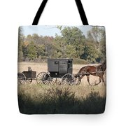 Buggy And Wagon Tote Bag