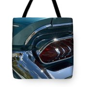 Buick Electra Tail Light Assembly Tote Bag