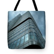 Building And Sky Tote Bag