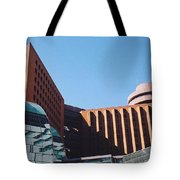 Building Shapes Tote Bag