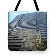 Building View 8 Tote Bag