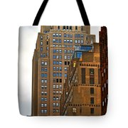 Buildings From The Taxi Tote Bag