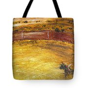 Bull-fights Tote Bag