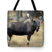 Bull Moose, Peter Lougheed Provincial Tote Bag