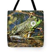 Bullfrog 1 Tote Bag
