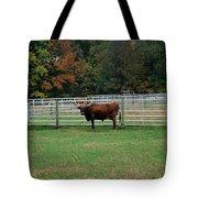 Bully Bull Tote Bag