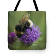 Bumble Bee II Tote Bag