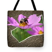 Bumble Bee Pop Out Tote Bag