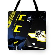 Bumble Bee Power Tote Bag