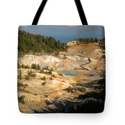 Bumpass Hell Tote Bag