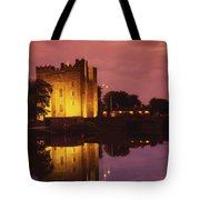 Bunratty, County Clare, Ireland Tote Bag