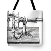 Bunsen-kirchhoff Spectroscopic Tote Bag by Science Source