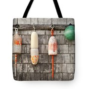 Buoy Shed Tote Bag