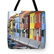 Burano Italy 2 Tote Bag