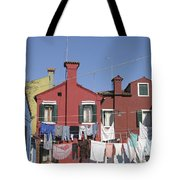 Burano. Venice Tote Bag