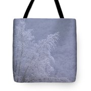 Burden Of Winter Tote Bag