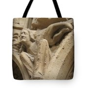 Burden Two Tote Bag