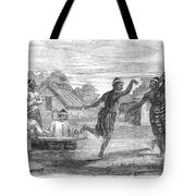 Burma: Dance, 1853 Tote Bag