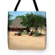 Burma Small Village Tote Bag
