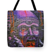 Burn In .... Tote Bag