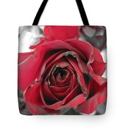 Burning Desire Tote Bag