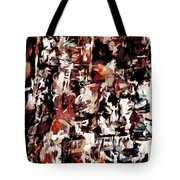 Burning Issues Tote Bag