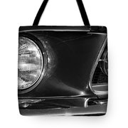 Burnt Rubber Tote Bag by Luke Moore