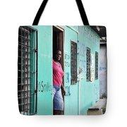 Burrel Boom Tote Bag