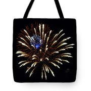 Bursting Out With Color Tote Bag by Sandi OReilly